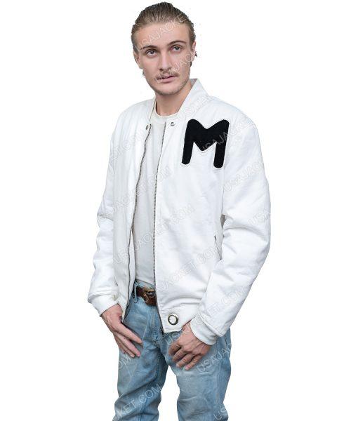American DJ Marshmello M Logo Jacket