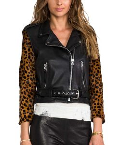 Pretty Little Liars Biker Leather Jacket