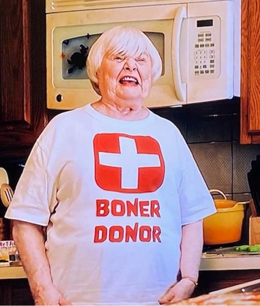 Boner Donor Hubie Halloween Shirt