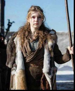 Britannia Eleanor Worthington-Cox Fur Coat