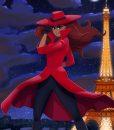 Carmen Sandiego Season 03 Red Trench Coat