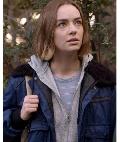 Atypical Season 04 Casey Gardner Jacket