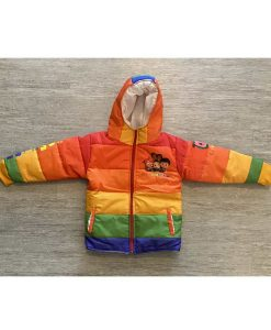 Cocomelon Puffer Jacket With Hood