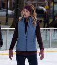 Courtney Christmas on Ice Abigail Klein Vest
