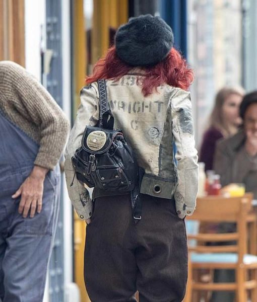 Emma Stone Cruella 2021 Cotton Jacket