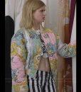 Emily In Paris Brooklyn Clark Bomber Jacket