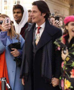 Emily In Paris William Abadie Coat