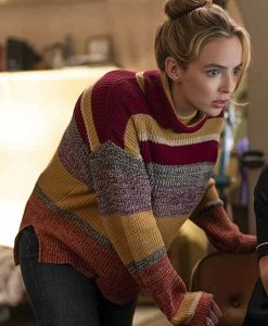 Free Guy Jodie Comer Sweater
