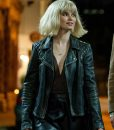 Gina Bramhill Us 2020 Black Leather Jacket