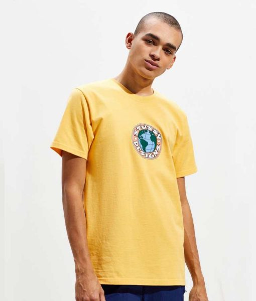 Grand Army Jayson Jackson Yellow Globe T-Shirt