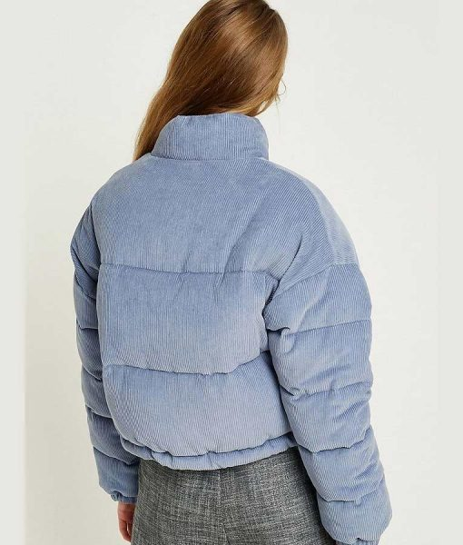 Lola Blackman Grand Army Rachel Finer Corduroy Puffer Jacket