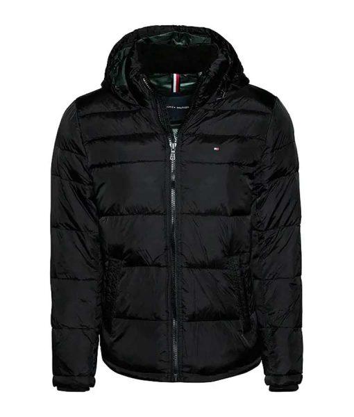 Grand Army Siddhartha Pakam Puffer Jacket With Hood