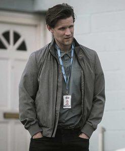 Mark His House Matt Smith Bomber Jacket