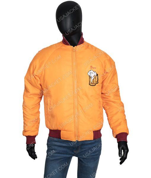 Home Alone Kenosha Kickers Bomber Jacket