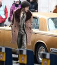 Joel Fry Cruella Jasper Checked Coat