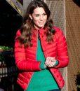 Kate Middleton Red Jacket