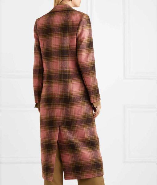 The Duchess Katherine Plaid Coat