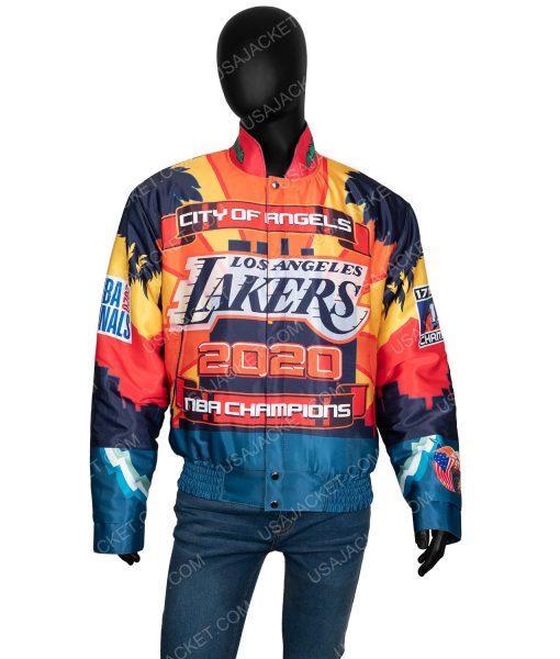 Lakers Championship 2020 Jacket