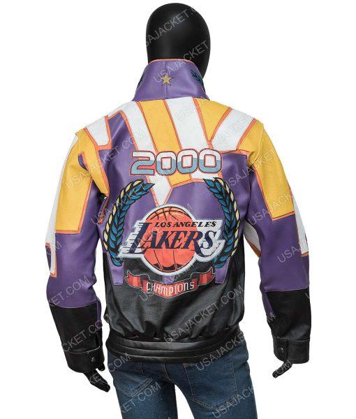2000 Lakers Championship Jacket