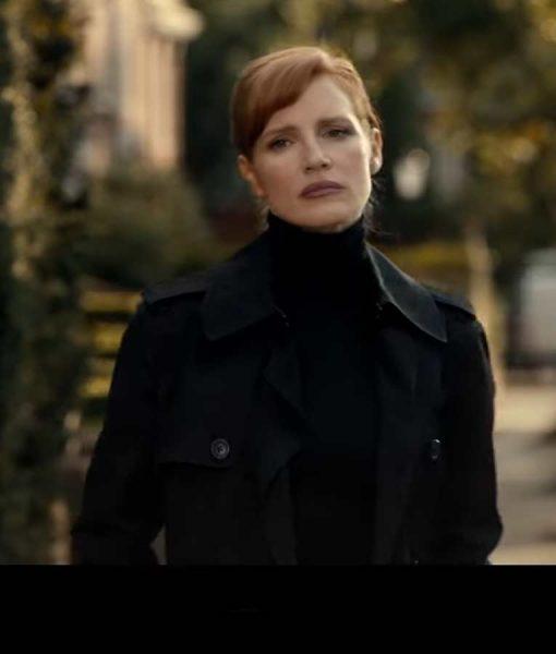Mace The 355 Jessica Chastain Coat