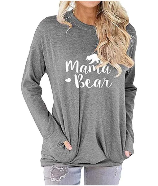 Women's Mama Bear Sweatshirt