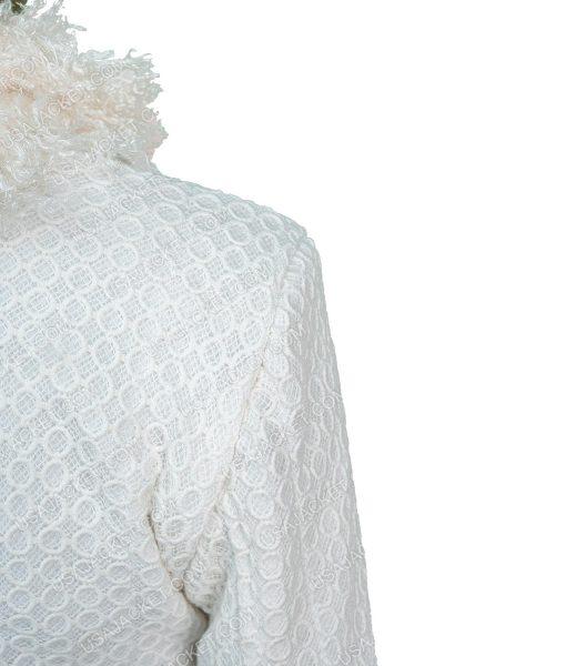 Mindy Chen Emily In Paris Ashley Park White Coat