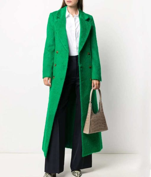 Out Of Her Mind Sara Green Coat