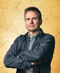 Phil Keoghan Tough As Nails Jacket