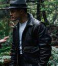 Project Blue Book S02 Captain Michael Quinn Leather Jacket