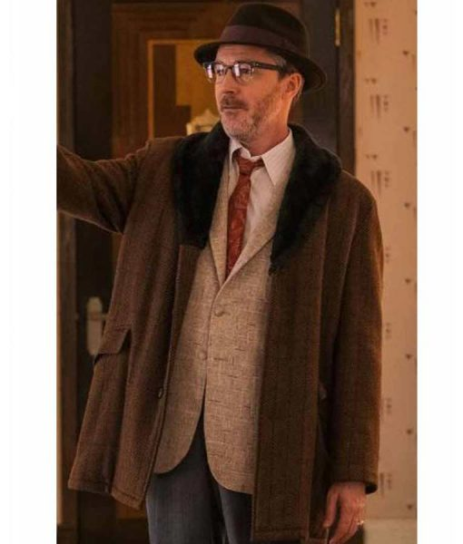 Project Blue Book S02 Dr. J. Allen Hynek Coat