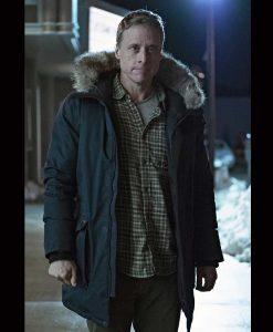 Resident Alien Harry Vanderspeigle Jacket With Fur Hood