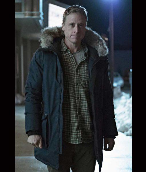 Resident Alien Alan Tudyk parka Jacket