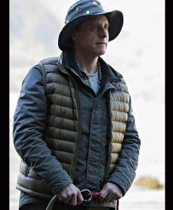 Alan Tudyk Resident Alien Puffer Vest