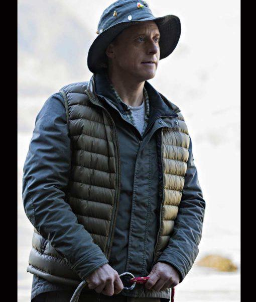 Resident Alien Harry Vanderspeigle Puffer Vest