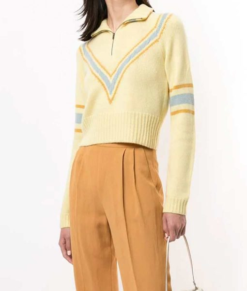 Riverdale S04 Lili Reinhart Cropped Sweater