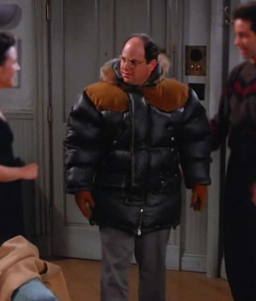 Seinfeld The Jacket With Hood