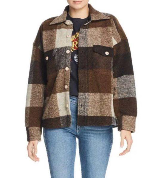 Sloane Plaid Jacket