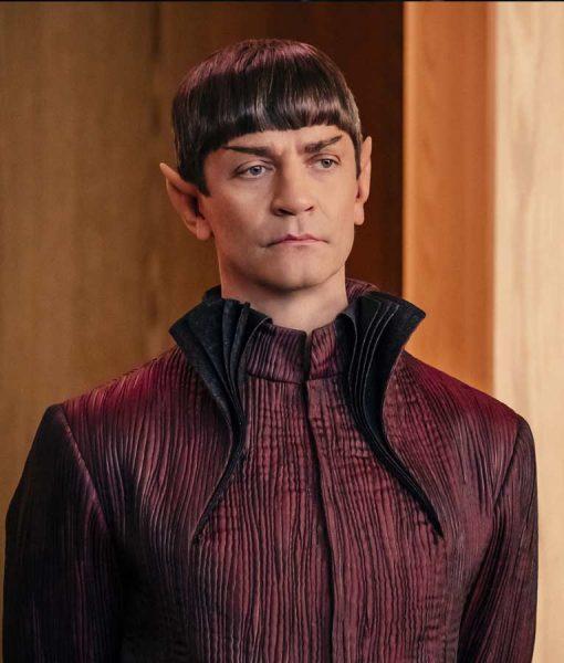 Star Trek Discovery Sarek Coat