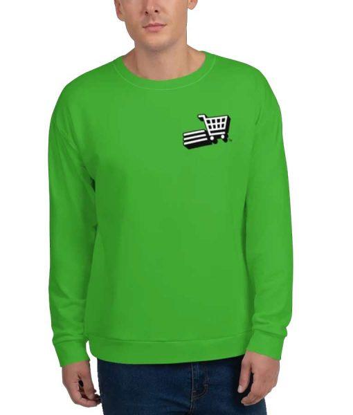 Supermarket Sweep Sweatshirt