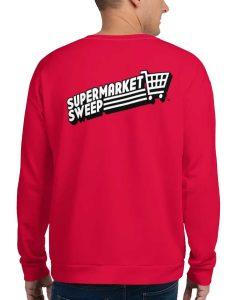 Supermarket Sweep Crewneck Sweatshirt