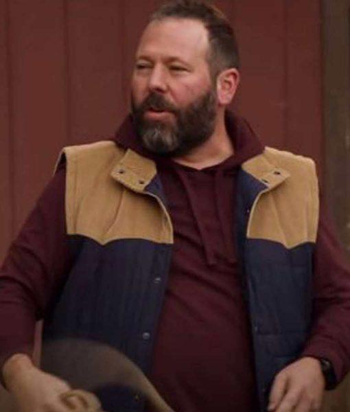 The Cabin With Bert Kreischer Cotton Vest