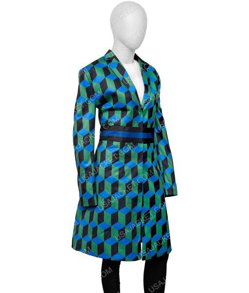 The Duchess Katherine Checkered Coat