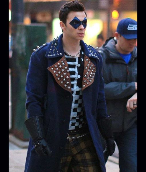 The Flash The Trickster Coat With Studs