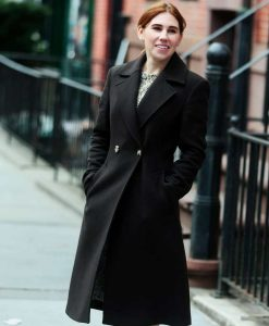 Annie The Flight Attendant Zosia Mamet Coat