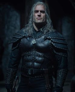 The Witcher S02 Geralt Of Rivia Jacket