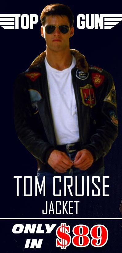 Tom Cruise Maverick Top Gun