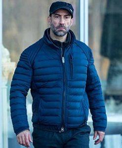 Umbre Season 3 Serban Pavlu Puffer Jacket