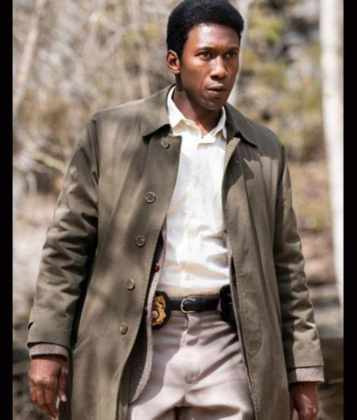 Wayne Hays True Detective Trench Coat