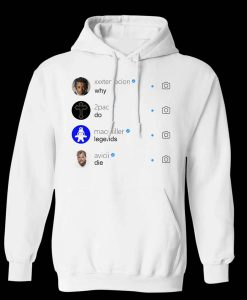 Why Do All Legends Die Hoodie