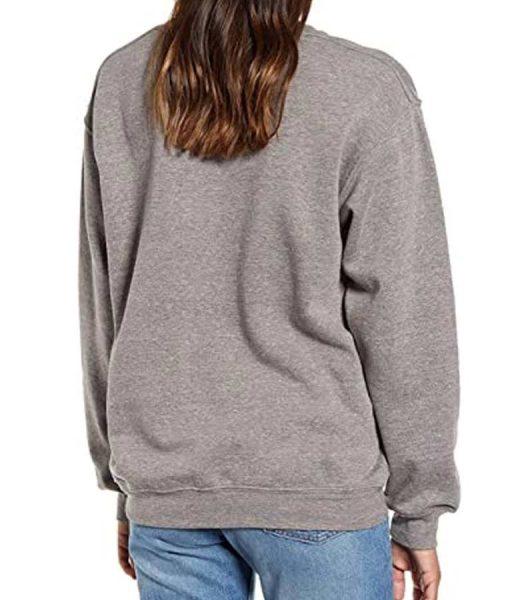 Favorite Daughter Grey Sweatshirt